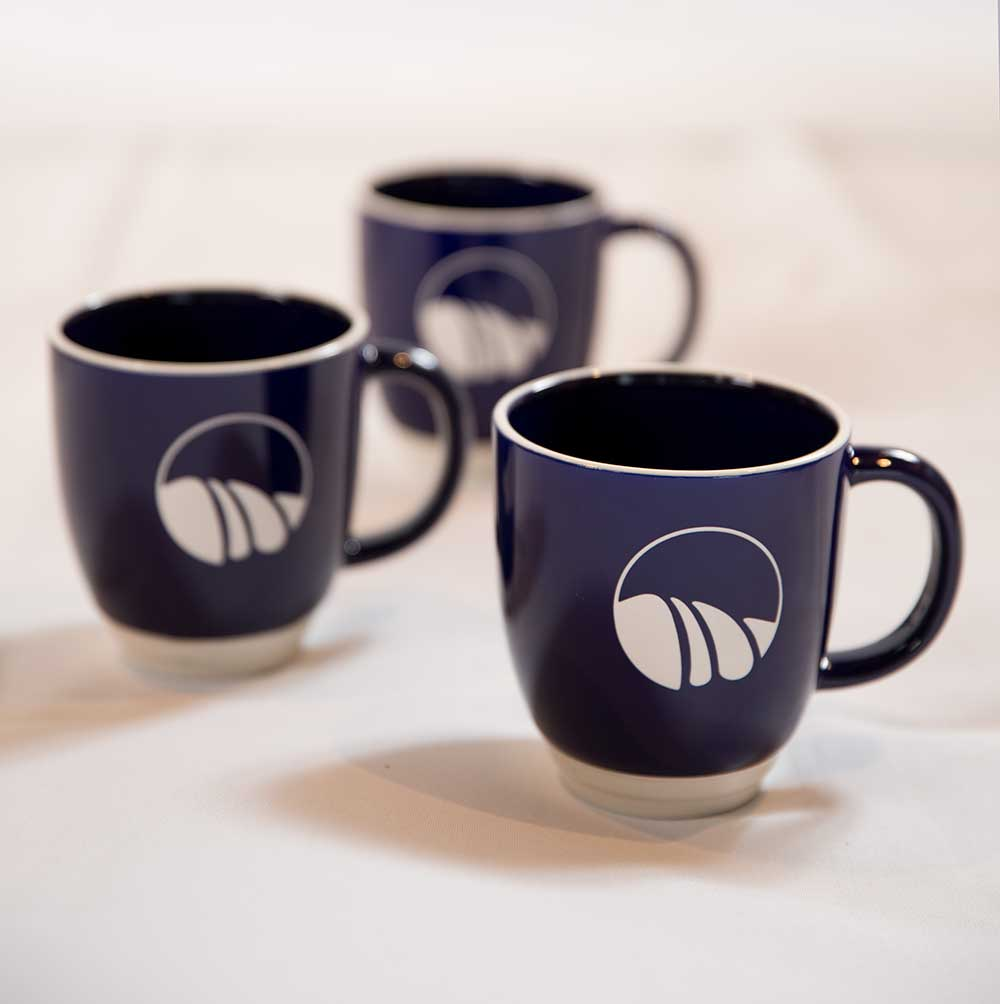 The Cliffs Coffee Mugs