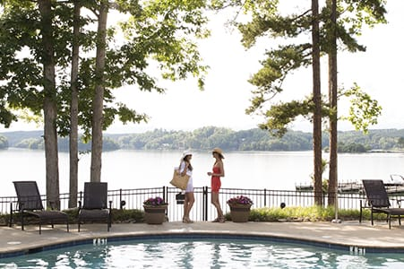 The Beach Club at The Cliffs at Keowee Springs