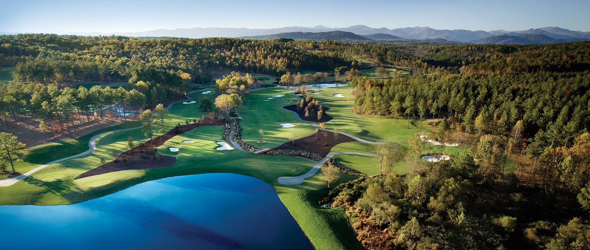 Homes For Sale On Golf Courses In Georgia