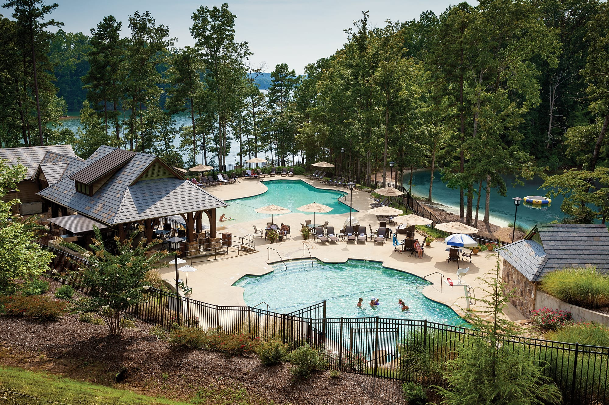 The Cliffs at Keowee Springs Beach Club