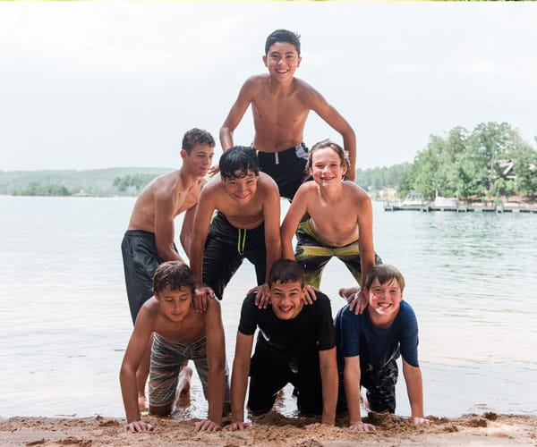 Exploration Camp at The Cliffs' Lake Communities