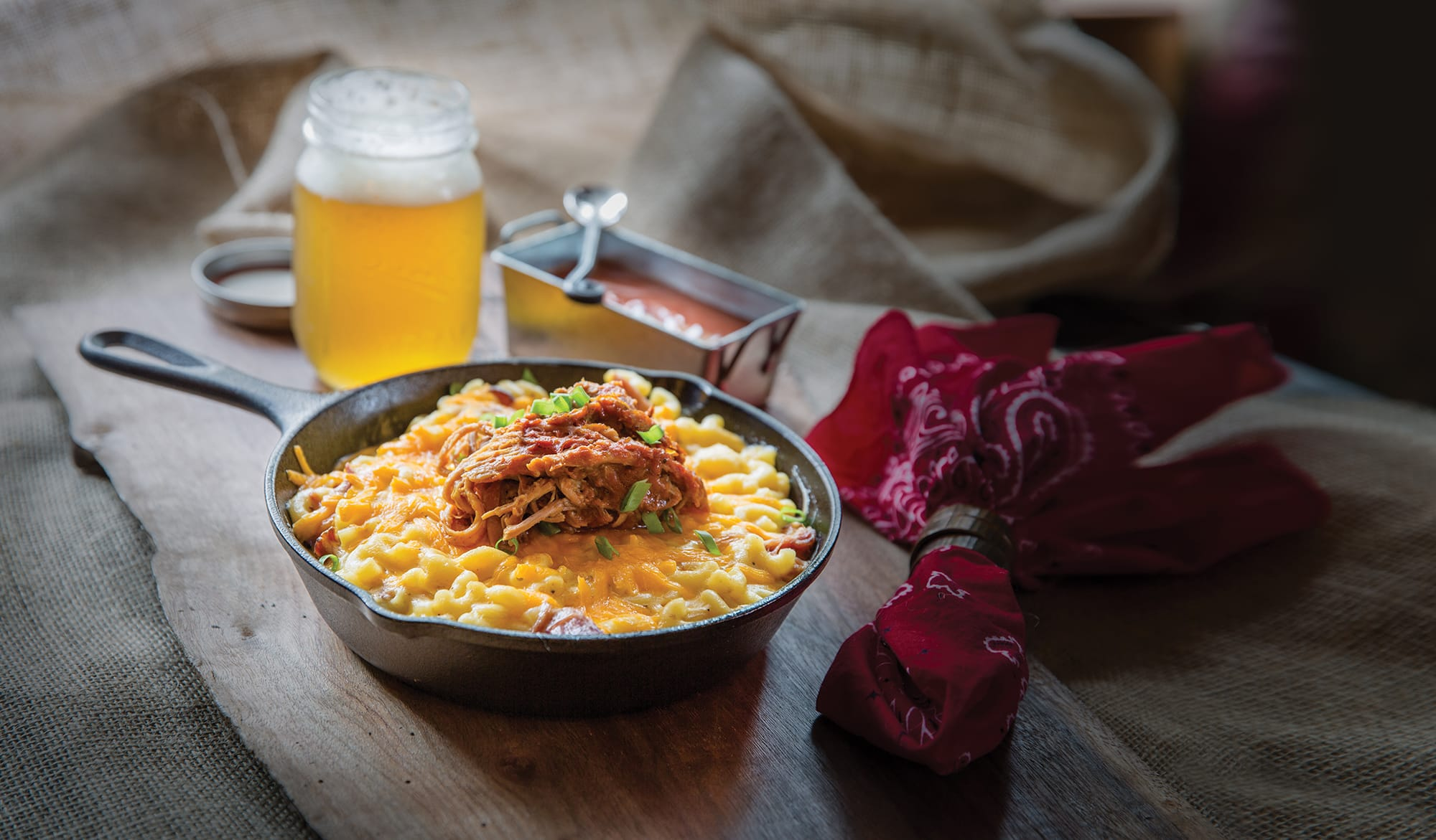 Southern Style Mac and Cheese