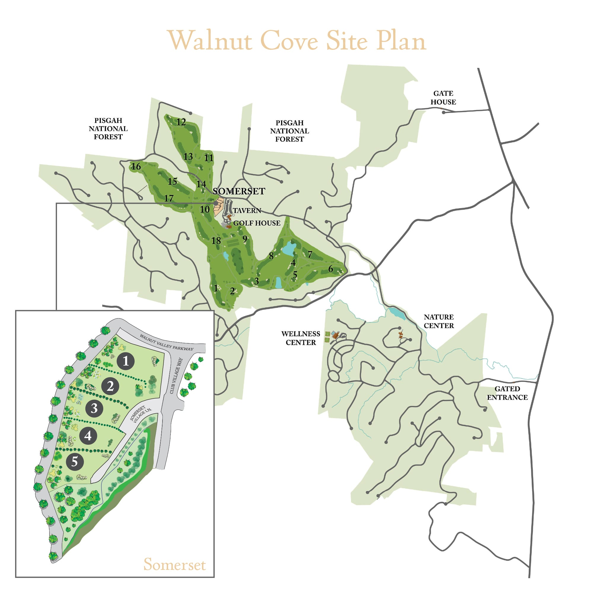 Walnut Cove Nc Map.The Cliffs At Walnut Cove Community The Cliffs Private Luxury