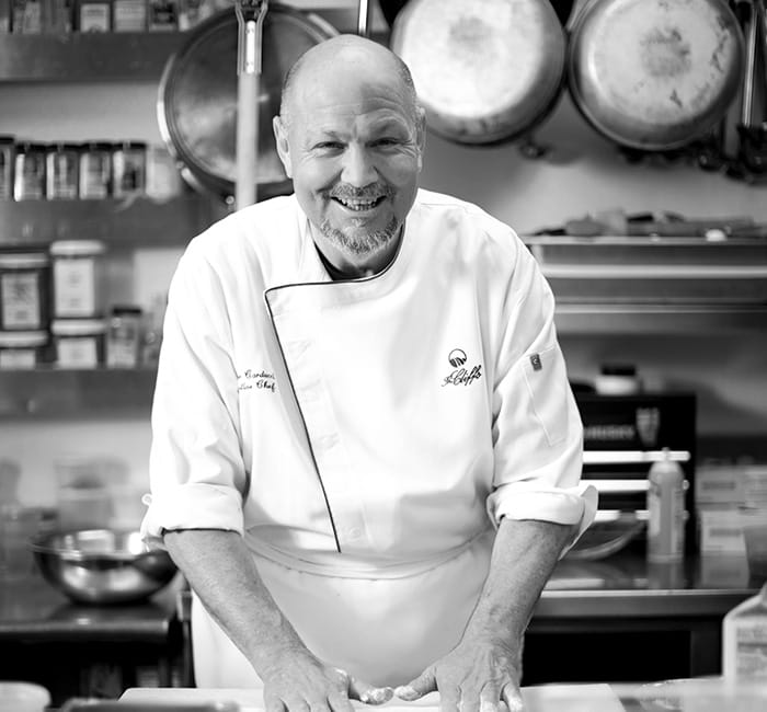 Portrait of Chef Victor