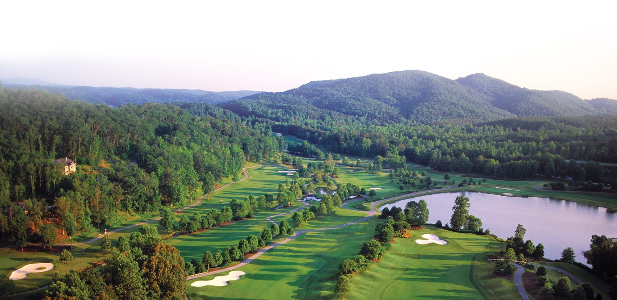 The Cliffs Valley Golf | The Cliffs | Private Luxury