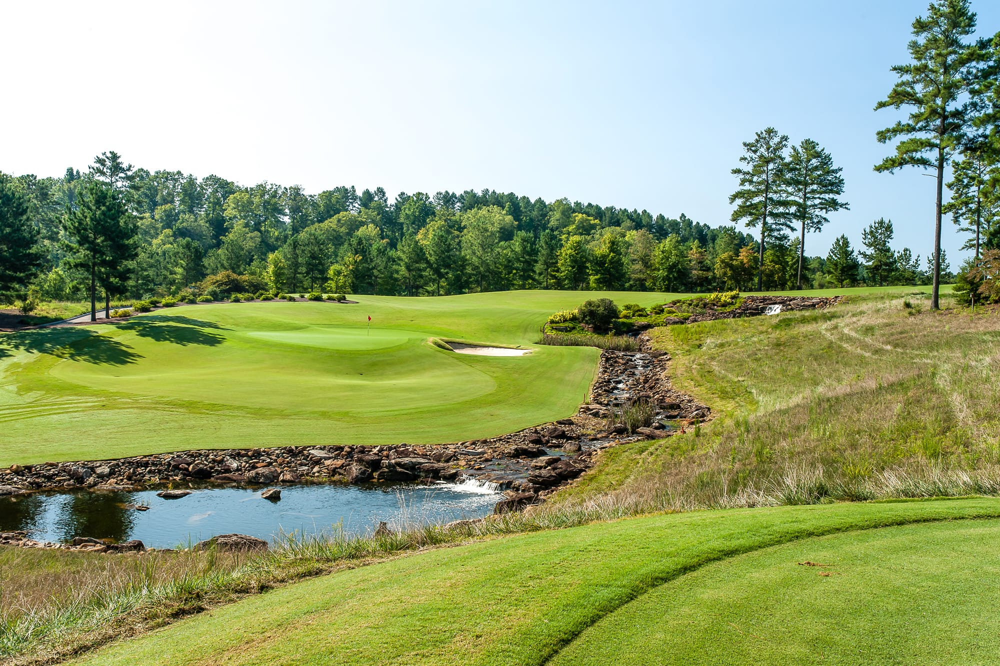 The Cliffs at Keowee Falls Golf | The Cliffs | Private