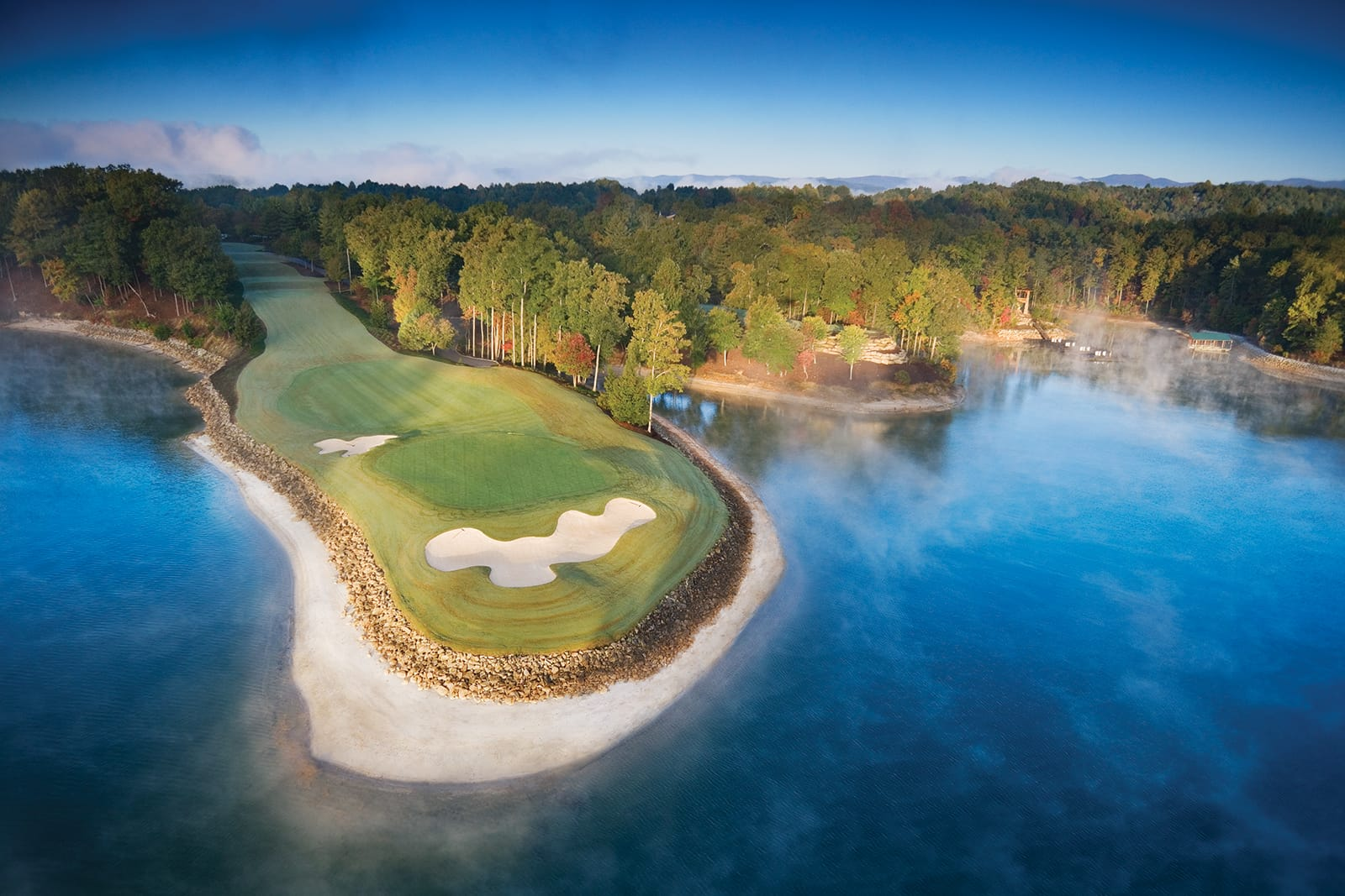 The Cliffs at Keowee Vineyards Golfweek Best Residential Courses