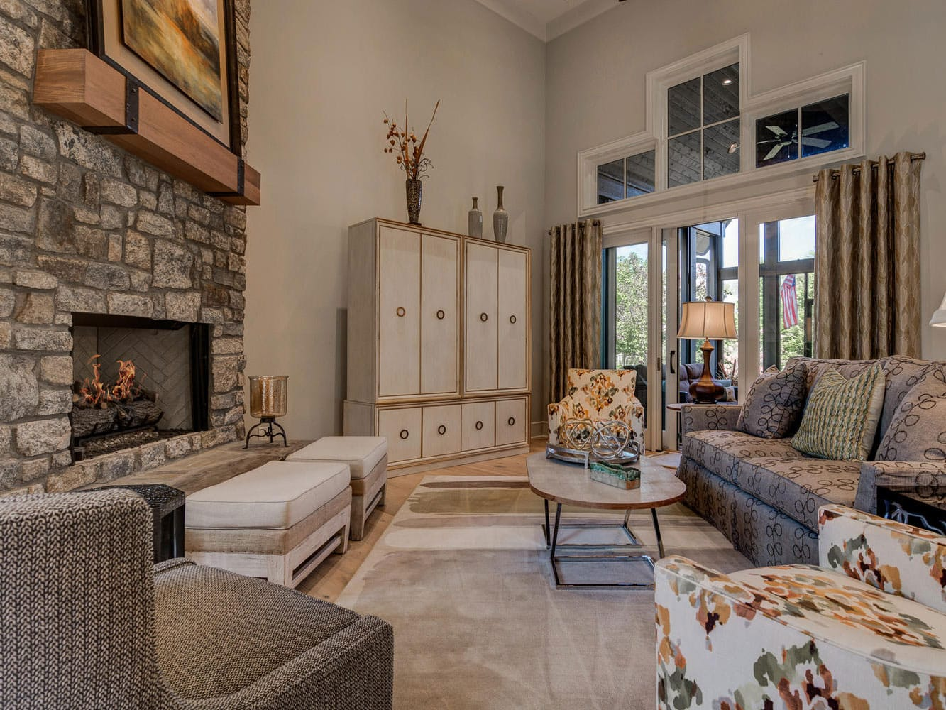 Herrigton Homes at The Cliffs