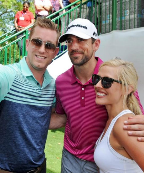 Celebrities at the BMW Charity Pro Am