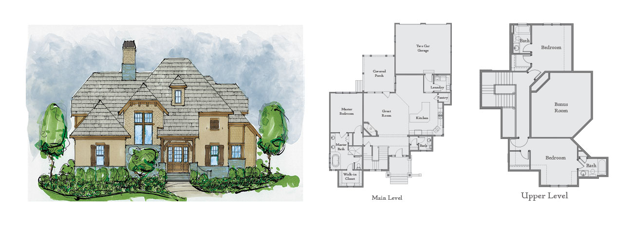 Cove Manor Floorplan