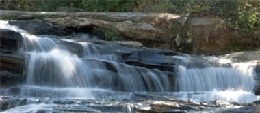 Fall Creek Waterfall