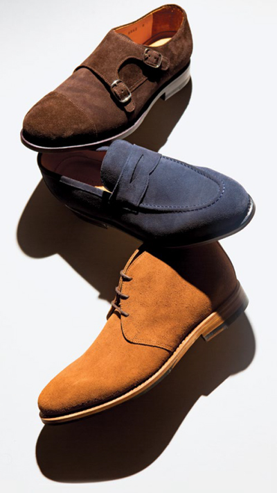 Shoes designed by Armin Oehler