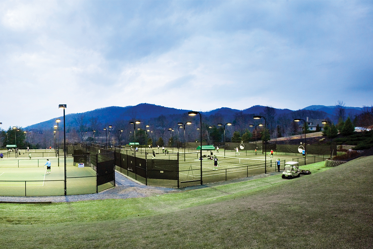 The Cliffs Tennis Complex